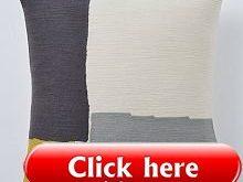 Steven Alan Abstract Crewel Pillow Cover – Rose Bisque
