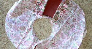 DIY: Easy Nursing Pillow Cover (No Zippers) | Between 3 SistersBetween 3 Sisters