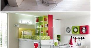 Platzsparende Ideen für kleine (Schlaf-)Zimmer - - #Genel