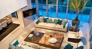Das Wohnzimmer dient als Ort für Freizeit, Entspannung und Freunde. Bleib für ...  #bleib #di...