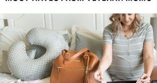 Notwendigkeiten und Checkliste für die Krankenhaustasche - Must-Haves von erfah...