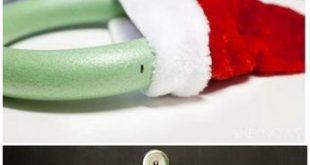 groß 70+ DIY Dollar Store Weihnachtsdekor Ideen