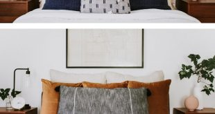4 DIFFERENT WAYS TO STYLE BED PILLOWS