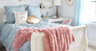 65+ Trendy Room Decor For Teen Girls White Pillows, #Decor #Girls #Pillows #Room #RoomDecorF...