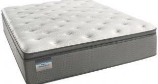 "Arlington Collection 700752810-1010 14"" Plush Pillow Top Mattress with Gel Memory Foam Band"