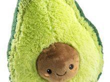 Avocado Squishable - #cutestuffedanimalsBunny #cutestuffedanimalsForKids #cut...