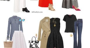 Capsule wardrobe for the inverted triangle body shape In this article we explore...