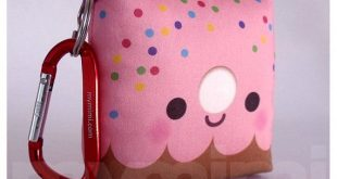 Childrens Kawaii Accessories, Toy Keychain, Donut Pillow, Kawaii Toy, Backpack Charm, Kids Toys, Par