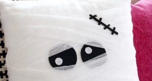DIY Mummy Pillow