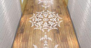 Large Mandala Stencil- large floor stencils- Reusable Mandala Stencil- decorative stencils