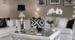 Living room style Coffee table style & color Different pillow colors