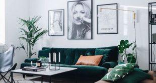 Modern Cozy Living Room | Living Room Inspiration | Modern Interiors