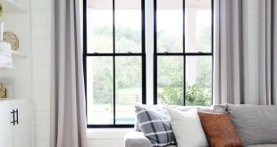 Plank and Pillow - DIY and Decorating a Modern Farmhouse