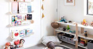 Playroom with Rafa-kids XL shelf