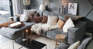 Stylish and cozy interior located in Netherlands.Photo courtesy …