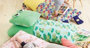 Wie nähen Sie ein Kinderkissen # Bodenkissen #Die Kinder?